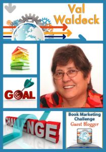 Day 12: Featured guest blogger - Book Marketing Challenge - Val Waldeck, Seven Ways to Supercharge Your List Building