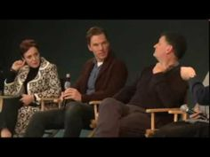 ▶ Sherlock: Cast Interview - YouTube<<--So much love. And btw, I want a relationship/marriage like Martin and Amanda. <3