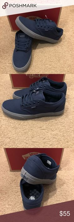 c573bc429 Check Liner Atwood Vans New in box. Dress blues Vans Shoes Sneakers Calzado  Hombre