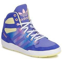 adidas Originals ARTILLERY AS W Bleu / Violet