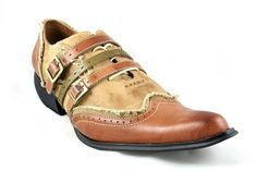 Mens Steampunk shoes