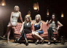 cast of Texas Women--ok i'll admit it I like the show!