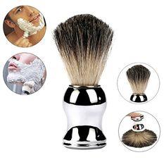 Shaving Brush Rukiwa ZY Luxury 100 Pure Badger Hair Shaving Brush Alloy Handle Best Shave Barber
