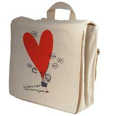 sac à dos LOVE/ Amnesty Int. Children's Rights bag