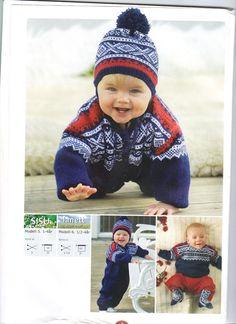 Marius genser - Babystrikk - Strikking - Trådsnella - Norge 1-2-3 Norway, Baby Gifts, Crochet Hats, Knitting, Inspiration, Fashion, Scale Model, Knitting Hats, Biblical Inspiration
