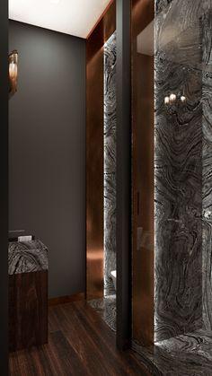 Bathroom l Arseny Kerzman 2014