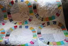 Single Girl Quilt- I really want to make one of these!
