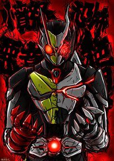 Kamen Rider Kabuto, Kamen Rider Ex Aid, Kamen Rider Zi O, Kamen Rider Series, Character Art, Character Design, Robot Cartoon, Zero One, Mecha Anime