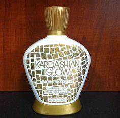 what can't the Kardashians do? don't count tanning lotion out, that's for sure! Their new Kardashian Glow Iced Bronzer has ultra advanced bronzers. It's paraben, gluten, sulfate, hemp AND aloe free!