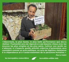 Planter avec les Incroyables Comestibles | Mouvement Colibris