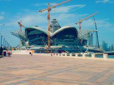 Azerbaijan - New mall in Baku