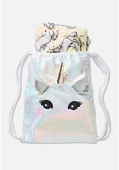 Justice is your one-stop-shop for on-trend styles in tween girls clothing & accessories. Shop our Unicorn Blanket in a Bag. Apple Watch Accessories, Room Accessories, Justice Bags, Barbie Doll Set, Unicorn Fashion, Baby Doll Nursery, Unicorn Pictures, Justice Clothing, Cute Notebooks