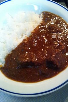 Tasty Dishes, Food Dishes, Curry Stew, Japanese Food, Banquet, Asian, Food And Drink, Beef, Dinner