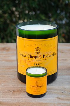 This 3-wick candle makes such a statement and is a spectacular centerpiece! Great hostess gift idea!