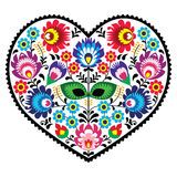 Polish Floral Folk Embroidery Pattern - Download From Over 41 Million High Quality Stock Photos, Images, Vectors. Sign up for FREE today. Image: 29932843