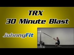 30 Minute TRX Workout - JohnnyFit