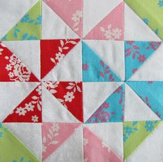 Farmer's Wife Quilt Along Week 51 - Pretty by Hand - Pretty By Hand