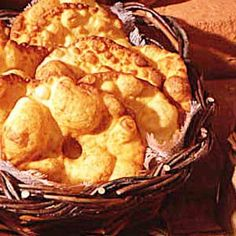 """Navajo Fry Bread Recipe -After enjoying """"Navajo tacos"""" in a restaurant in Window Rock, Arizona, I went home and came up with this recipe. Our daughter's school roommate, a Navajo Indian, helped my improve the fry bread. I've served this often-both at home and on the ranch where I work-and everyone loves it!"""