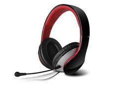Auriculares con Micrófono Edifier K830 Negro y Rojo
