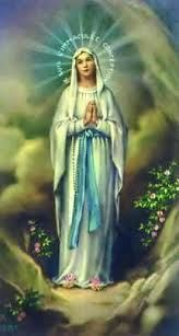 Mother Mary full of grace.