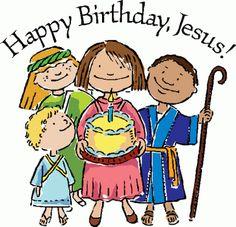 Happy Birthday Jesus Party Activities