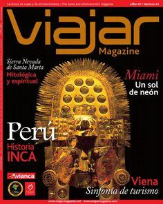Viajar Magazine Peru
