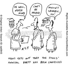 stoics annual party