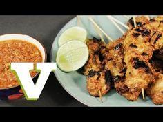 How To Make Malaysian Chicken Satay: Asian Bites - S01E1/8