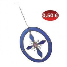 Διακοσμητικό βιτρό 30 εκ. 008/901 0,50 €-Ευρω Washer Necklace