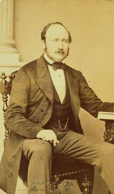 His Royal Highness Albert, The Prince Consort né His Serene Highness Prince Albert of Saxe-Coburg and Gotha