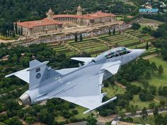 South African SAAB Jas-39 Gripen