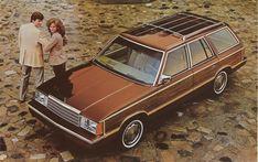 1987 Plymouth Caravelle Car Automobile Brochure MINT