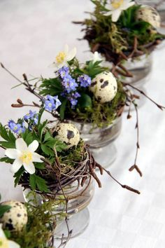 40 Beautiful DIY Easter Table Decorating Ideas for Spring 2020 For smaller sanctuaries, you could establish a table and make a cross table scape of 3 crosses and some Easter flowers. You can decide to just decorate a table or… Continue Reading → Easter Flower Arrangements, Easter Flowers, Spring Flowers, Floral Arrangements, Floral Centerpieces, Fresh Flowers, Deco Table, Spring Crafts, Ikebana