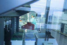 POC : analyze fetal tissue : miscarriage testing
