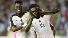 Ruthless Black Stars embarrass Eagles to lift WAFU Cup