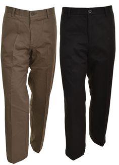 Dockers D3 Classic Fit Pants Flat Front Iron Free Khaki Individual Fit Waist NEW #DOCKERS #KhakisChinos