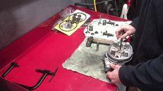 Lomax 223 Rebuild #15 2CV Top End Engine Rebuild Engine Rebuild, Cylinder Head, Engineering, Top, Technology, Crop Shirt, Shirts