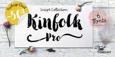 Kinfolk Pro by Fontforecast