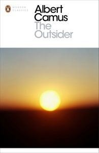 The Outsider (1942), Camus' classic existentialist novel as we approach his 100 year anniversary.  http://www.penguin.co.uk/nf/Book/BookDisplay/0,,9780141198064,00.html?strSrchSql=the+outsider/The_Outsider_Albert_Camus