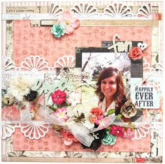 Erica Houghton Designs: Your Passion Your Art - September 2014 Kit – Enjoy Layout