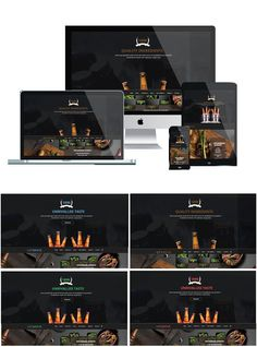 LT BeePub is Responsive Bar or Bistro Joomla template. It's got everything you need to showcase your best bistro. Bringing out the best in those beers by Joomla Themes, Browser Support, Color Picker, Joomla Templates, Responsive Layout, Menu Items, Best Beer, A Table, Typography