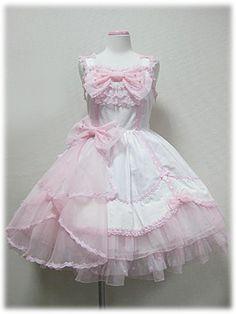 Angelic Pretty Dream Doll JSK