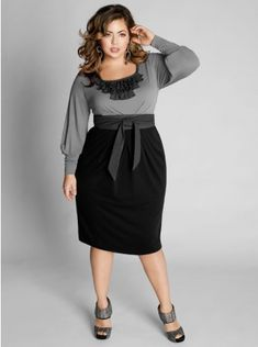 Evening Wedding Guest Dresses for Plus Size Women | PLUS SIZE ...