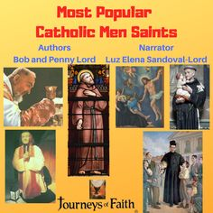 The Lives of these Most Popular Men Saints: Saint Francis of Assisi Saint Anthony of Padua Saint Peregrine Saint John Vianney Saint John Bosco Saint Padre Pio Francis Of Assisi, St Francis, Catholic Saints, Roman Catholic, Saint Anthony Of Padua, Saint John, St John Vianney, St John Bosco, Lives Of The Saints