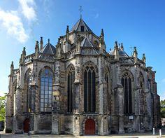 Dordrecht church by matuka11, via Flickr