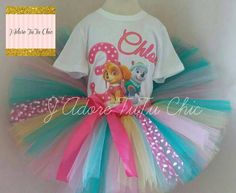 Check out this item in my Etsy shop https://www.etsy.com/ca/listing/248560813/rescue-pups-birthday-outfit-puppy