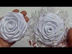 COMO HACER ROSA TORBELLINO/ROSAS DE LISTON/CREACIONES Y MOÑOS/ CREACTIVATE MANUALIDADES/MYMEMIJANGOS - YouTube