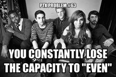 Pentatonix problems. #Pentaholic