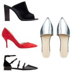 Dress Like You're The Boss With Shoes That Aren't Black Pumps