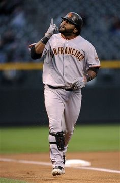 Pablo hit for the cycle tonight in Denver. First time for him and first time for the Giants since 2007. Yeeeeah Panda!